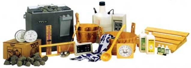 Les accessoires qui donneront à votre sauna tout son caractère